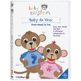 Baby da Vinci From Head to Toe DVD