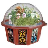 DuneCraft Dome Terrariums - Biblical Garden