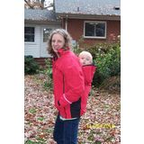 Suse's Kinder coat  - for babywearing