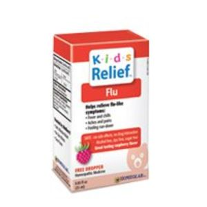 Homeolab USA Kids Relief Flu, Ages 2+ .85 fl oz (25 ml)