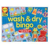 Alex Toys Wash and Dry Bingo, Alex Little Hands Series