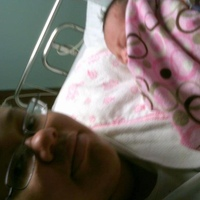 Us in the hospital