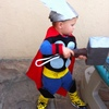 lttlskttl's photos in Enter the Mothering Halloween Costume Contest sponsored by Barefoot Books!