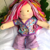 My Rainbow Dolls - Waldorf inspired dolls