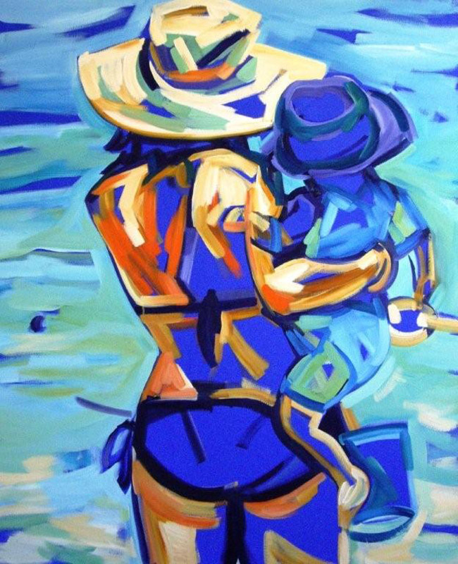 mother and child broome 90x112cm $3,400.jpg