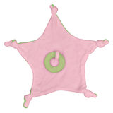 Green Sprouts Organic Blankie Cool Soothing Teether - Pink