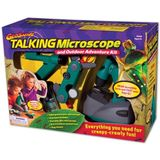 Educational Insights GeoSafari Talking Microscope Adventure Kit