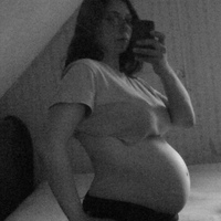 16 weeks belly photo