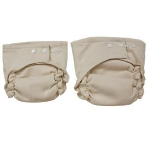 Osocozy Two Size Fitted  -new style 2 size fitted diaper