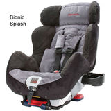 True Fit Premier Convertible Car Seat - Bionic Splash