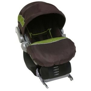 BABY TREND Flex Loc Infant Car Seat EVEREST w/Base