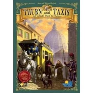 Thurn and Taxis - All Roads Lead To Rome
