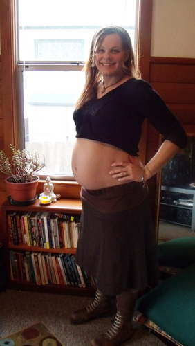 28 Weeks 3rd Trimester!.JPG
