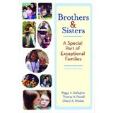 Brothers & Sisters: A Special Part of Exceptional Families