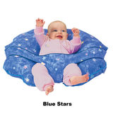 cuddle-u Nursing Pillow - Blue Stars