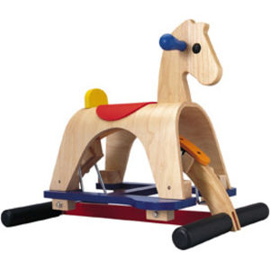 Lusitano Rocking Horse