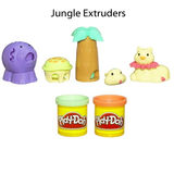 Play-Doh Fundamentals Assortment - Jungle Extruders