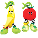 Sassy Produce Pals - Banana / Pear