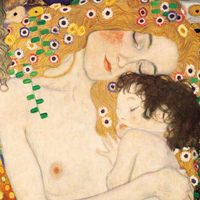 Klimt mother and child.jpg