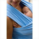 Nap SWR-006 One Size Classic Sleepy Wrap in Light Blue