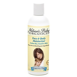 Nature's Baby Organics Face & Body Moisturizer