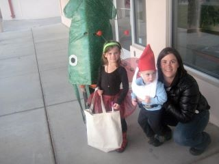 Squid, Ladybug girl and gnome.jpg