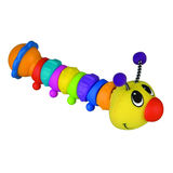 Wiggle Worm Teether