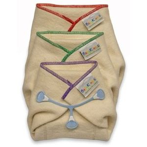 BabyKicks Prefold Diaper 3-Pack