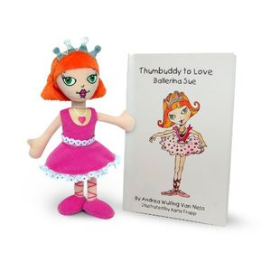 Thumbuddy to Love: Ballerina Sue