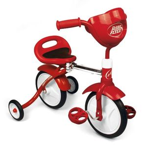 Radio Flyer Grow 'N' Go Lights 'N' Sounds Bike