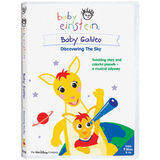 Baby Galileo Discovering the Sky DVD