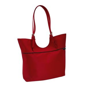 McKenzie Kids Balmoral Diaper Bag in Red