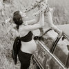 Chelsa7's photos in Mothering's Annual Pregnancy Photo Contest - Win a Hushamok Baby Hammock!