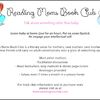 Moms and Moms-to-be Book Club