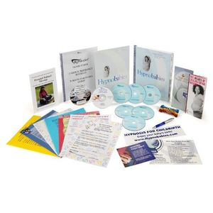 Hypnobabies Home Study Course for Expectant Mothers Plus 2 Bonus Cds