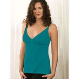Motherwear Cross-Wrap Nursing Tank