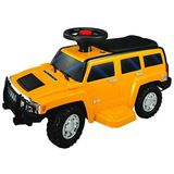 New Star Hummer Vehicle H3 in Yellow