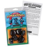 GeoCentral Super Stones Clam Pack