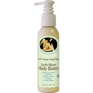 Earth Mama Body Butter - 4oz