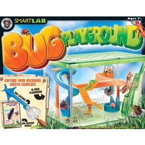 Smart Lab Bug Playground