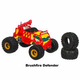 Tonka Deluxe Tread Shifters - Brushfire Defender