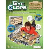 Eyeclops Activity Kit - Jumbo Mystery Maps