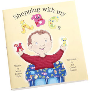 Shopping with my ABC's Book