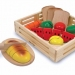 Melissa & Doug Cutting Food Box