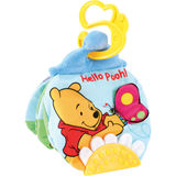 Winnie the Pooh Peek &amp; Teethe Crinkle Book