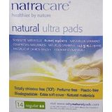 Pads, Ultra with Wings Organic - 14 - Pad