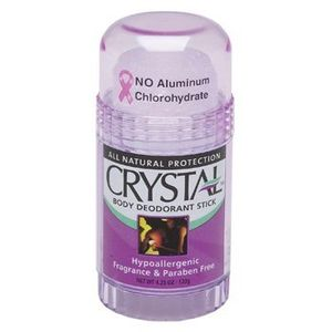 All Natural Protection-crystal Body Deodorant Stick-4.25 Oz