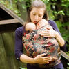 Asheville Mama's photos in Mothering's Babywearing Photo Contest!
