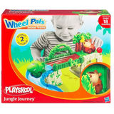 Wheel Pals Animal Tracks Playset - Jungle Journey