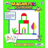 Learning Mates Magnetic Playboard - Pictures Edition